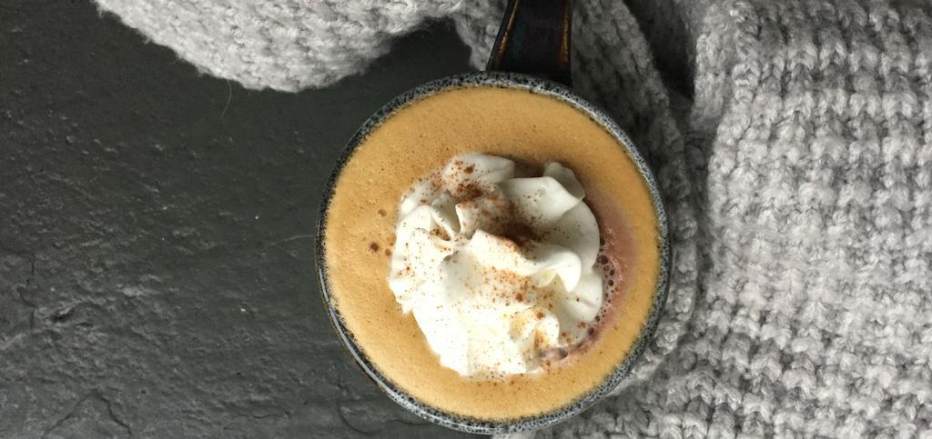 Milked Peanut Mochacchino